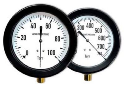 "Dial ""Torr"" Gauges"