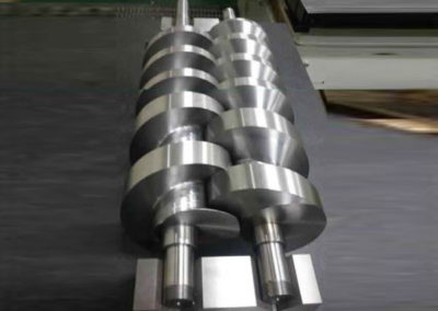 High Precision Variable Pitch rotor set
